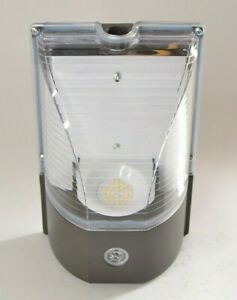 Outdoor Photocell LED Security Light 26W Wall Mount Yard Lighting Dusk to Dawn