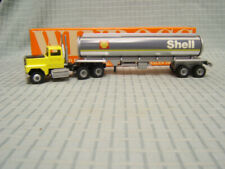 Winross Shell Oil Co. Tanker Tractor Trailer 1/64 Diecast Made in USA 1991 MIB