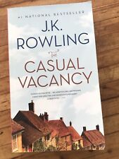 The Casual Vacancy by J. K. Rowling (2013, Paperback) Book Free Shipping