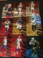 2018 Absolute Football Veterans (Complete Your Set You Pick) 1-100 Base NFL