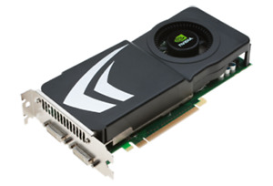 Nvidia GeForce GTS 250 1GB Double Slot for Apple Mac Pro 2006-2007 8800 GT