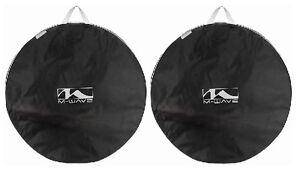 M-Wave Rotterdam WSB Tasche für Laufrad PAAR 2 Stück 26 - 29 Zoll Laufradtasche