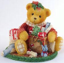 Cherished Teddies - KAYLA - Country Christmas - NEU