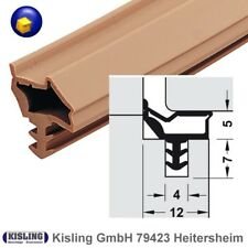 Zimmertürdichtung S 7210 Deventer For Smoke Protection And Sound Folded Doors