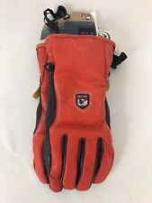 Hestra  Alpine Leather Furano SwissWool Size 10 XL Ski Gloves S3