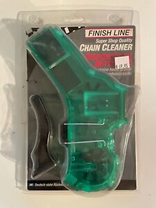 Finish Line Super Shop Quality Bicycle Bike Chain Cleaner Tool NOS Brand New