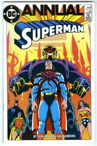 Superman Annual #11 (1985) VF/NM Alan Moore story