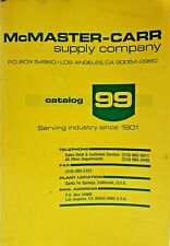 McMaster-Carr Catalog 99 1993 Paperback