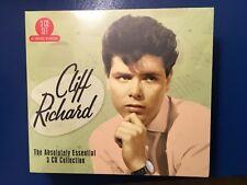 CLIFF.  RICHARD.        THE. ESSENTIAL. CLIFF. RICHARD.    THREE. DISC. BOXSET.