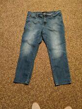 Liverpool Slim Straight Jeans 38 X 30