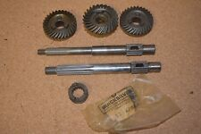 NEW Mercury Merc 110 Outboard Propeller Shaft 44-336040 with Extras, Gears