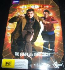 Doctor Who The Complete Third Season 3 (Australia Region 4) DVD – NEW