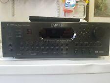 Carver C-1000 Home Theater Control Center