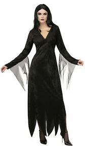 Morticia Adult Womens Costume New The Addams Family Movie