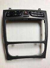 Mercedes-Benz W203 C-Class Upper Switch Row and Trim