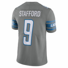 Detroit Lions Matthew Stafford Vapor Untouchable Color Rush Ltd NFL Jersey M