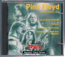 PINK FLOYD LIVE IN LONDON 1971 CD
