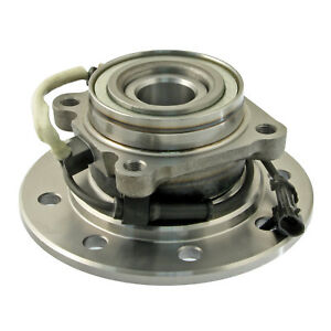 Wheel Bearing and Hub Assembly Front-Left/Right Precision Automotive 515041