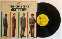 The Coasters - One By One - 1960 US Mono 1st Press 33-123 (NM) Ultrasonic Clean