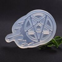 Resin Silicone Pendant Mold Tear Star Ornaments Making Mould Jewelry