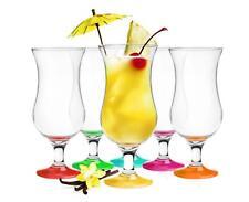 6 Cocktailgläser Mix 480ml Hurricane Longdrinkgläser Eisgläser B-Ware