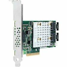 HPE Smart Array P408i-p SR Gen10 (8 Internal Lanes/2GB Cache) 12G SAS PCIe Plug-in Controller (830824-B21)