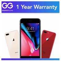 Apple iPhone 8 Plus | AT&T - T-Mobile - Verizon & CDMA & GSM Unlocked