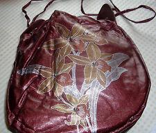Markenlose Damen-Schultertaschen mit Ziehschleife