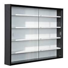 Links Collecty - vitrina de coleccionista 80x9 5x60 cm blanco y negro