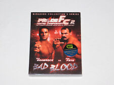 PRIDE FC Fighting Championships  Bad Blood 2-DVD Set Shamrock vs Frye NEW Sealed