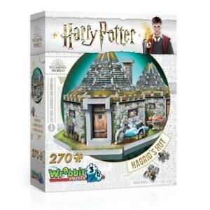 Wrebbit 3D Puzzle Harry Potter: Hagrid's Hut (270pc)