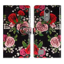 **LG K3 K4 K5 K8 K10 LEATHER WALLET BOOK CARD HOLDER FLIP PHONE CASE FONE COVER