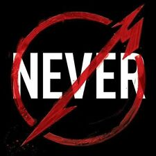 Through the Never [Music from the Motion Picture] by Metallica (CD, Sep-2013, 2 Discs, Virgin EMI (Universal UK))