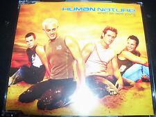 Human Nature When We Were Young Australian Enhanced CD Single