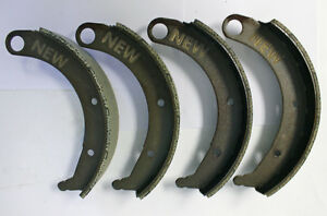 New Brake Shoes 1935 1936 1937 1938 1939 1940 1941 42 Plymouth  FRESH STOCK