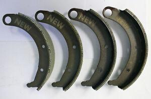 New Brake Shoes 1935 1936 1937 1938 1939 1940 1941 42 Plymouth  FRESH STOCK