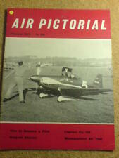 AIR PICTORIAL - CAPRONI Ca 135 - Jan 1962 Vol 24 # 1