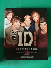 ONE DIRECTION FOREVER YOUNG our official X-factor story
