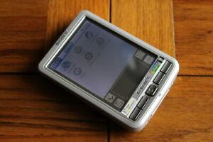 Sony Clie PEG-SJ30/E handheld Palm organizer , VGC