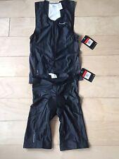 Nike TriSuit Set Top & Shorts Set Light Weight Swim/Run/Triathlon Men's XS New