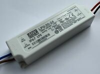Mean Well LPV-20-24 C.V 20W IP67 LED Driver
