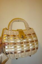 Vintage Tango Bag Crossbody Woven Style Purse
