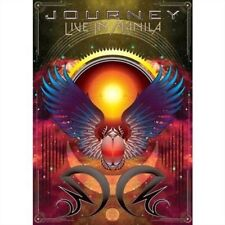 Live in Manila by Journey (Rock) (DVD, Sep-2016, Eagle Vision)