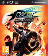 King of Fighters 13 XIII PS3 *in Excellent Condition*