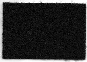 """2 """" x 3 1/4 """" Tactique Noir hook & loop tape Boucle Fermeture Compatible Patch"""