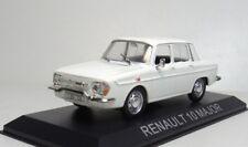 Renault 10 Major R10 - 1:43 Diecast Model Car Ba57