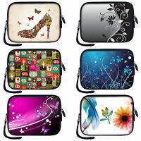 "7""- 8"" Tablet eBook Carrying Sleeve for Apple iPad Mini , Galaxy Nexus Kindle"