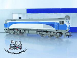 JL526 H0 =DCC DIGITAL ROCO 63968 LOCOMOTORA DIESEL 319 Grandes Lineas RENFE- OVP