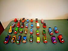 THOMAS & FRIENDS TAKE ALONG DIECAST MAGNETIC TRAIN LOT ENGINE CARS TENDERS TRUCK