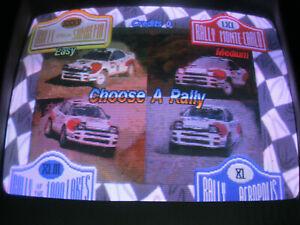 Jamma Platine , World Rally Champion Jamma Platine. Top Zustand